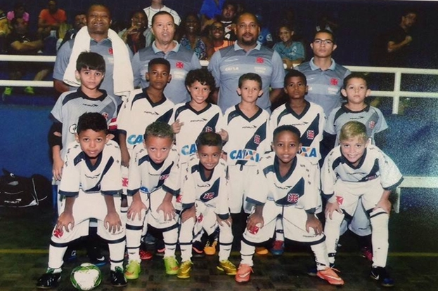 Futsal Base Vasco Termina A Talents Cup Sub 8 Na 2