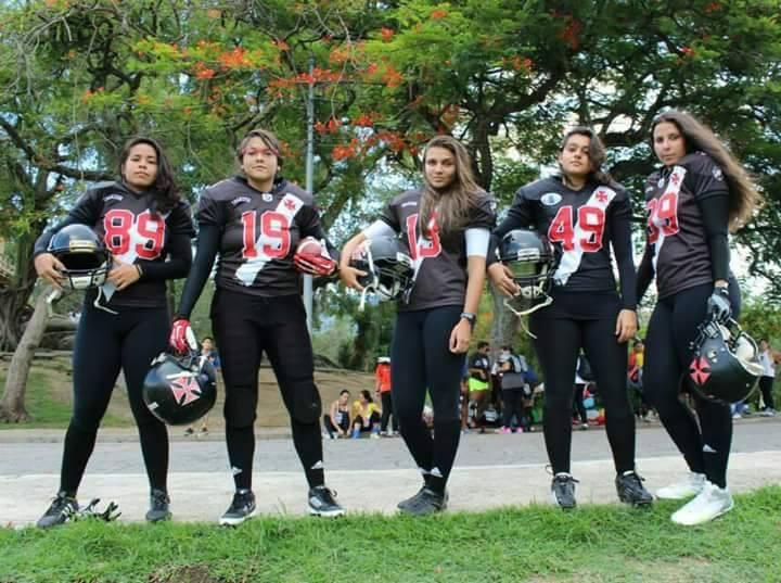 Futebol Americano Feminino: Conheça as modalidades ...