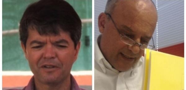 Felipe Ximenes e Newton Drummond