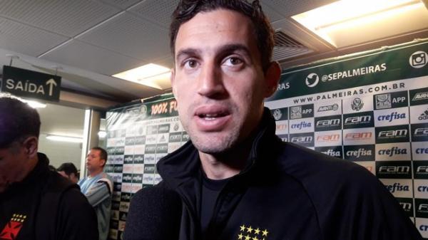 Martín Silva tem contrato com o Vasco até 2020