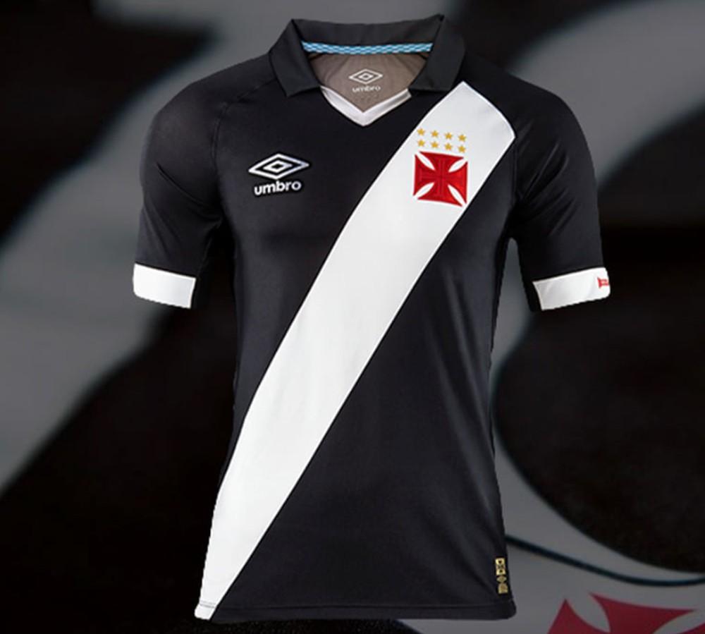 Camisa do Vasco lançada em 2015
