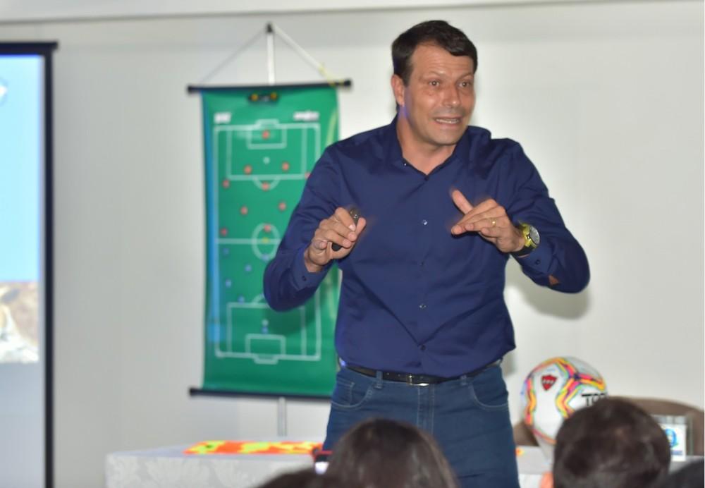 Leonardo Gaciba falou sobre novidade para final da Supercopa do Brasil