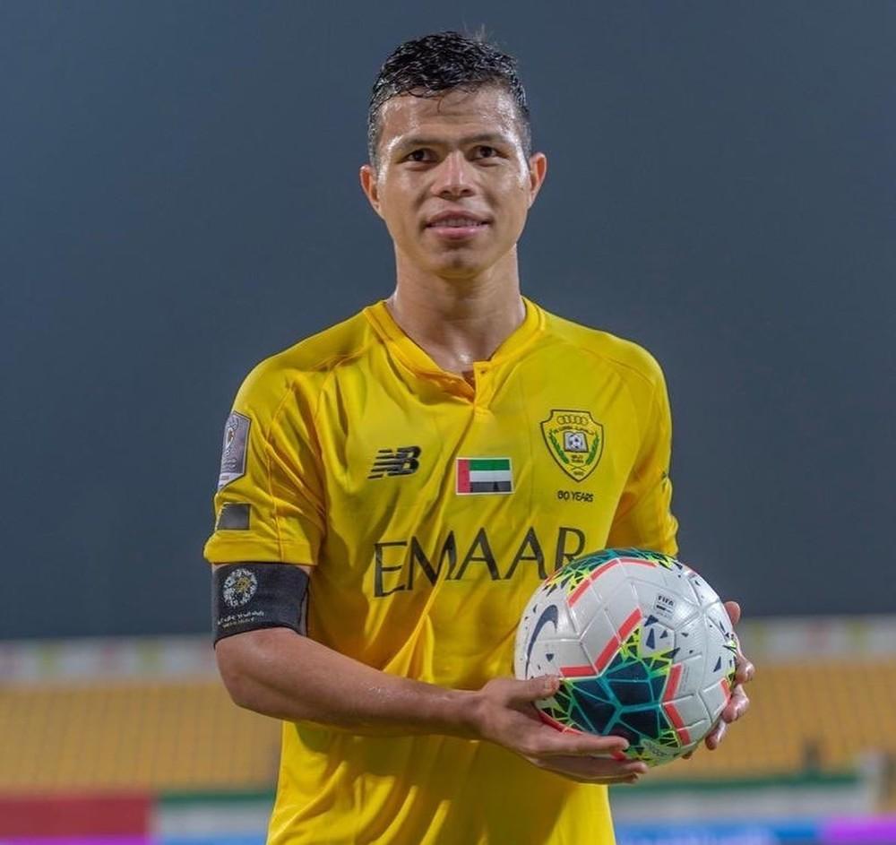 Fábio Lima completou 200 jogos pelo Al Wasl e também se naturalizou com chance de defender Seleção dos Emirados Árabes