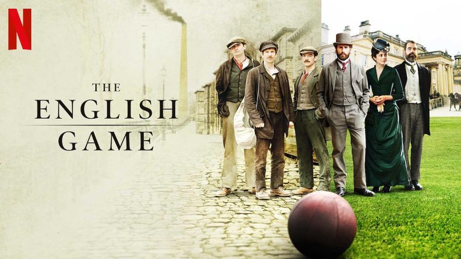 Série 'The English Game', da Netflix, tem história muito semelhante com os primórdios do Vasco da Gama