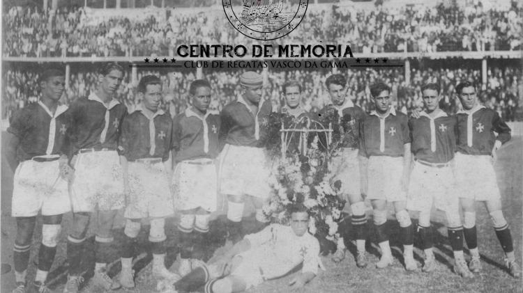 Camisas Negras: time formado por negros e operários que em 1923 conquistou 1º título carioca do Vasco