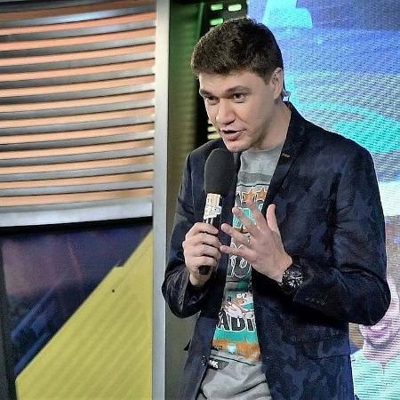 Octavio Neto, narrador que comandará a Copa EI Games