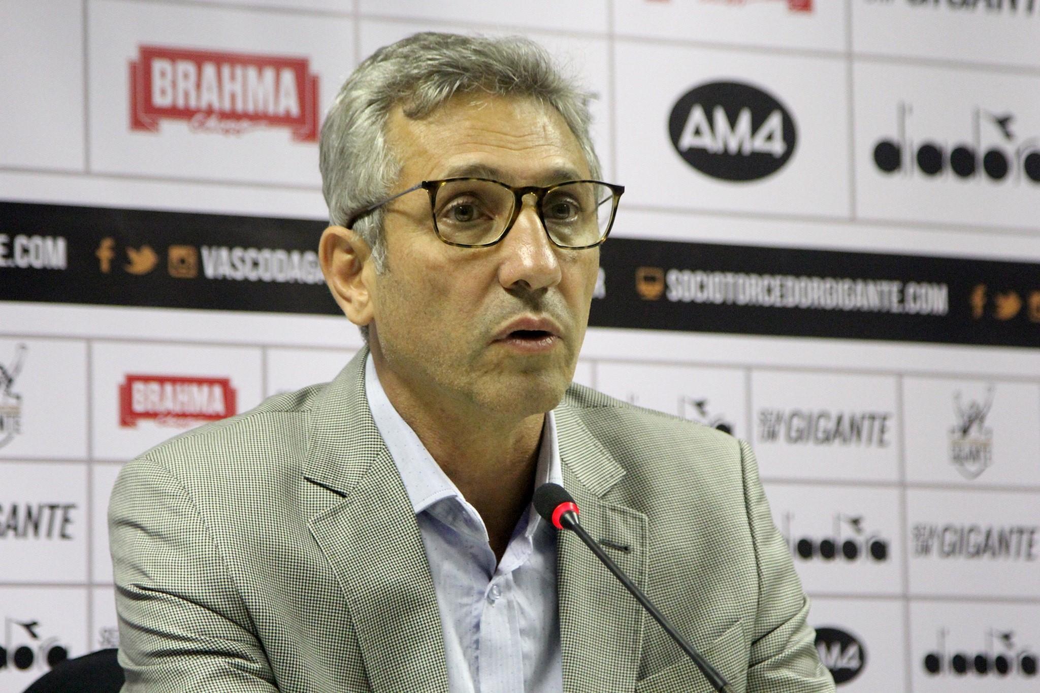 Presidente Alexandre Campello alegou má-fé na assinatura do termo
