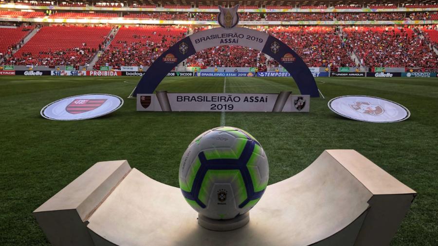 Estádio Mané Garrincha pronto para receber Vasco x Flamengo pela 15ª rodada do Brasileirão 2019