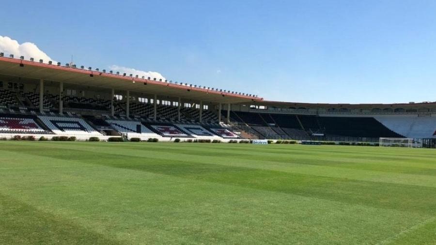 São Januário voltará a receber treinos da equipe profissional até obras do CT próprio do Vasco ficarem prontas