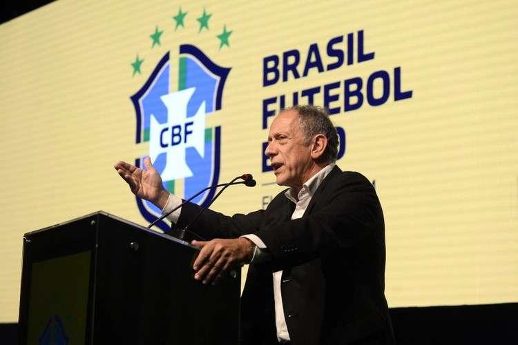 Walter Feldman reforça que cronograma será mantido pela CBF