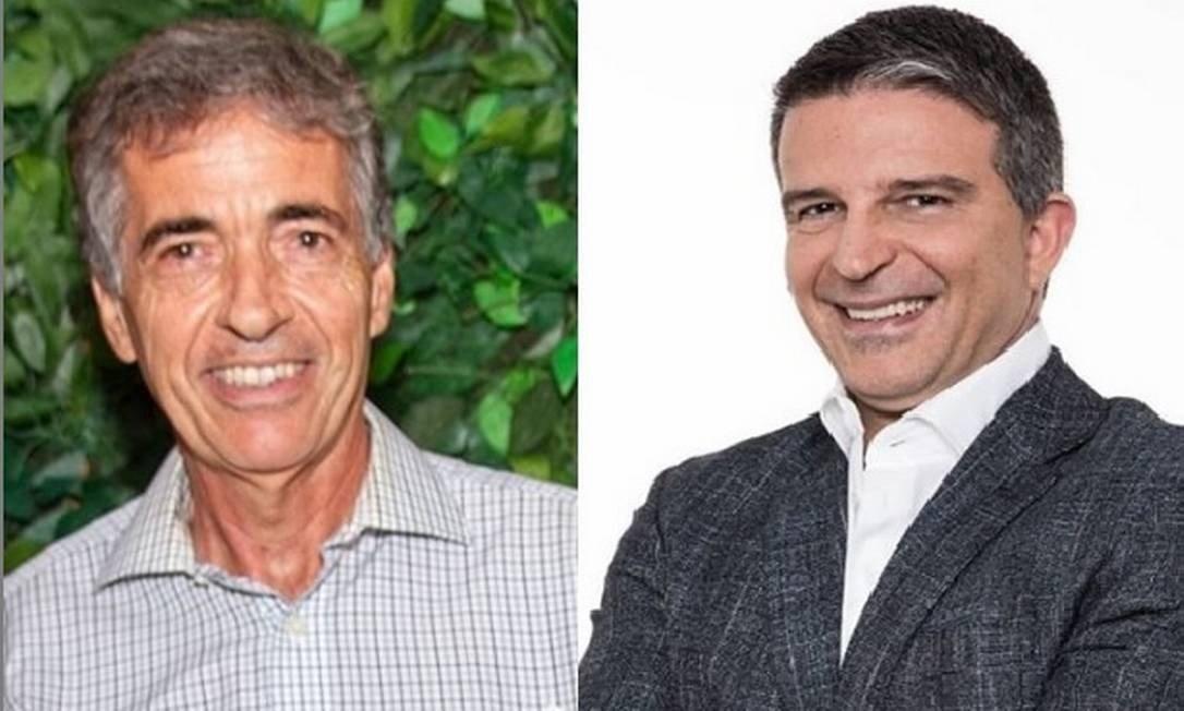Luis Manuel Fernandes e Luiz Roberto Leven Siano são candidatos à presidência do Vasco