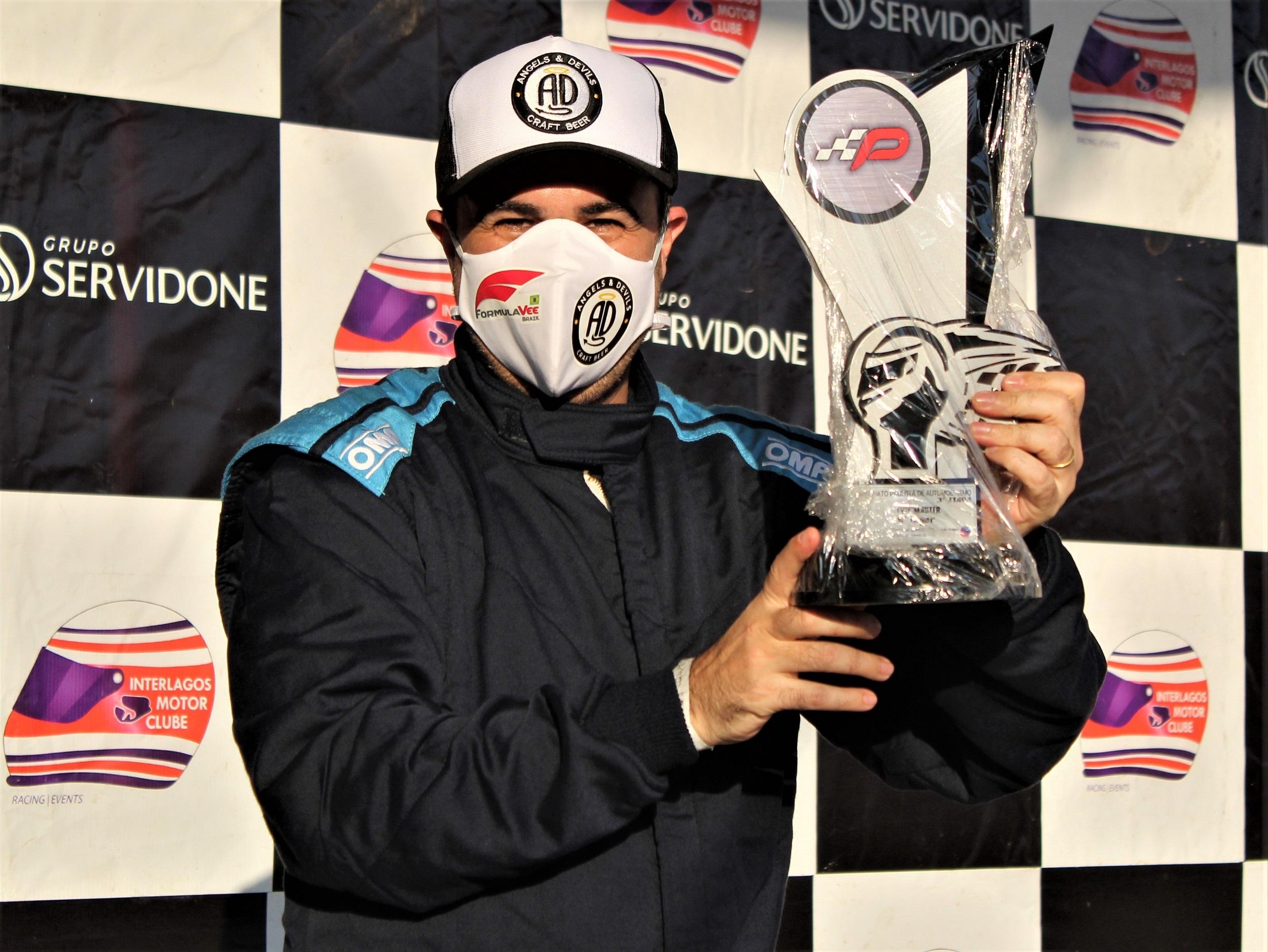 Daniel Rienda vem obtendo bons resultados na categoria