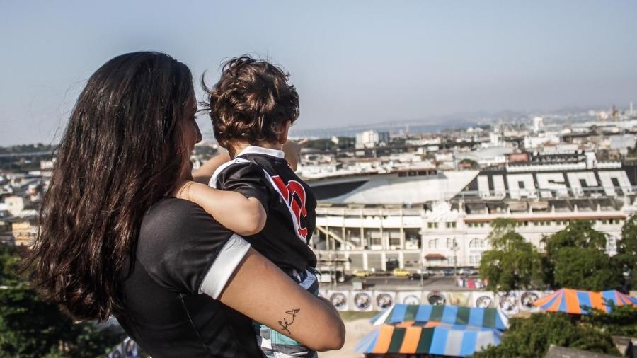 Mirante da Colina: local com visão privilegiada de São Januário recebe visitações e faz ensaios fotográficos