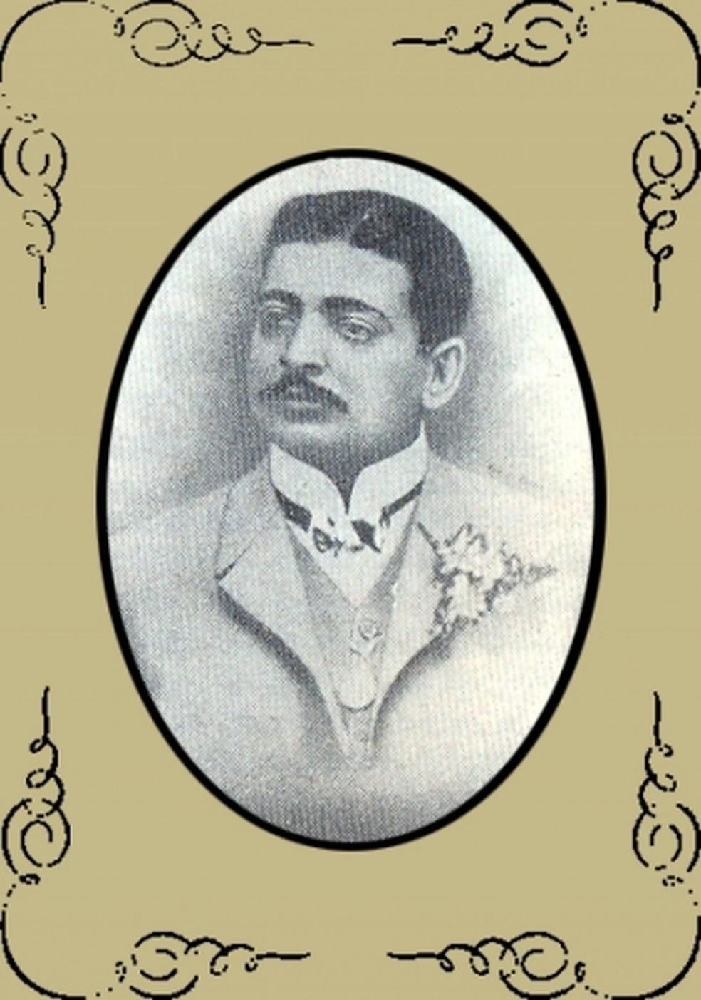 Cândido José de Araújo, primeiro presidente negro do Vasco