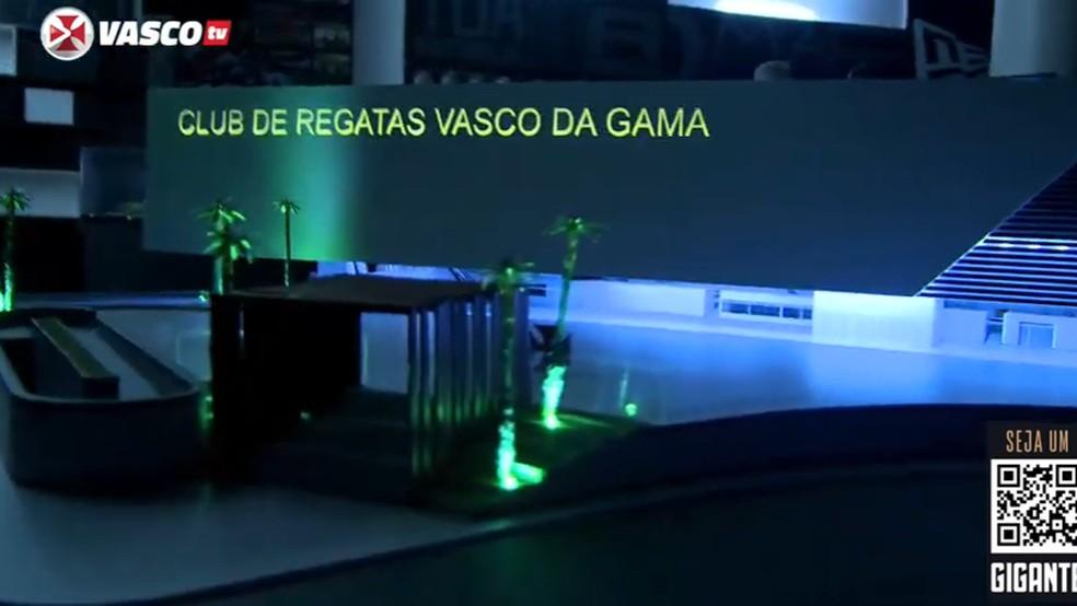 Projeto de reforma de São Januário