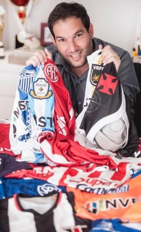Jonas Jaimovick chegou a patrocinar 24 clubes de futebol