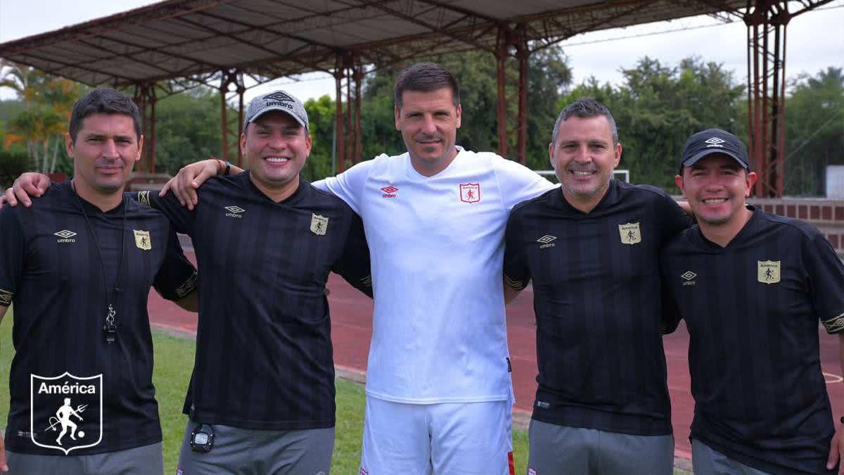 Los tres clubes interesados en Juan Cruz Real, técnico del América