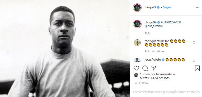 Hugo Souza (Flamengo)