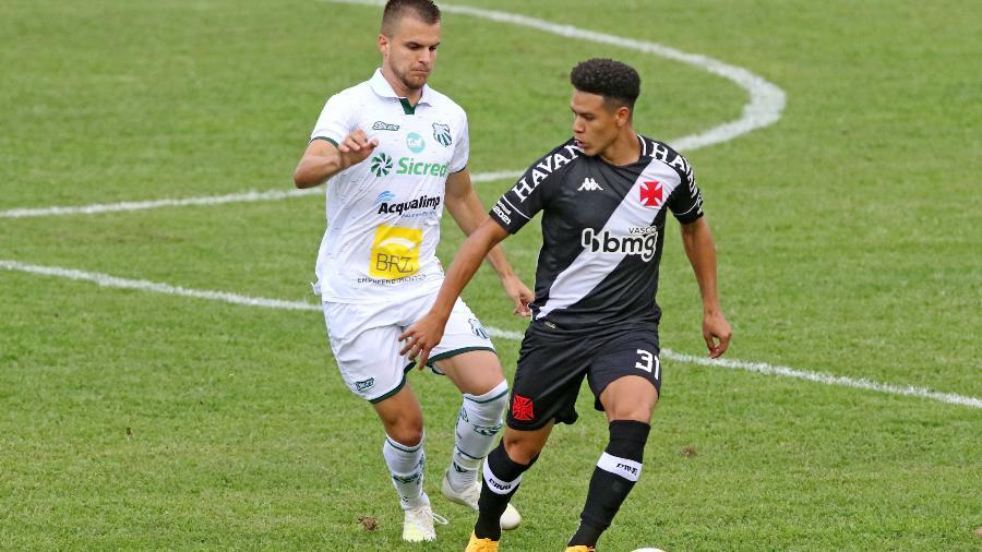 Marquinhos Gabriel tem chances de retornar diante da Ponte Preta